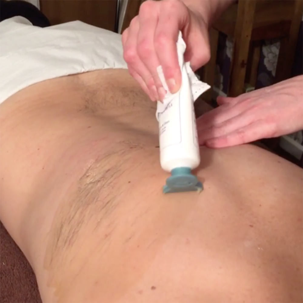 Men's Back Wax Treatment - Oxted Beauty Salon | Surrey